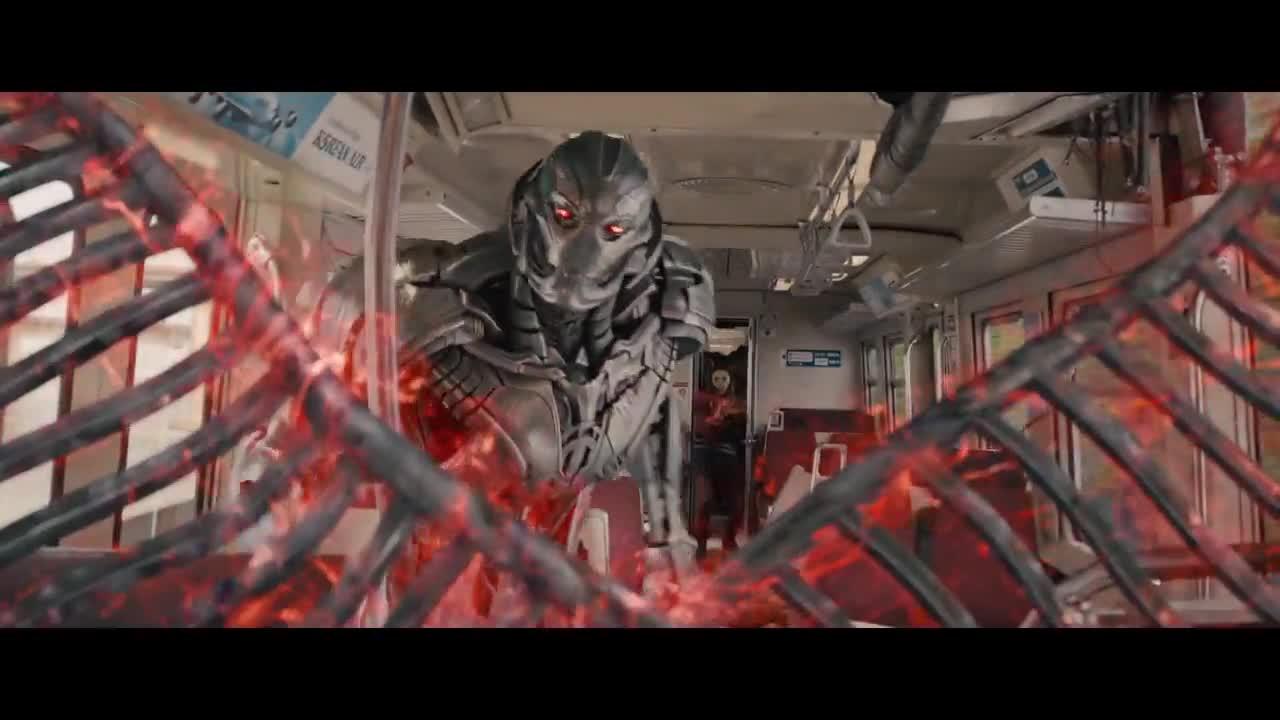 #经典电影影视#快到看不见人影,怎么打啊,这超能力太酷了!