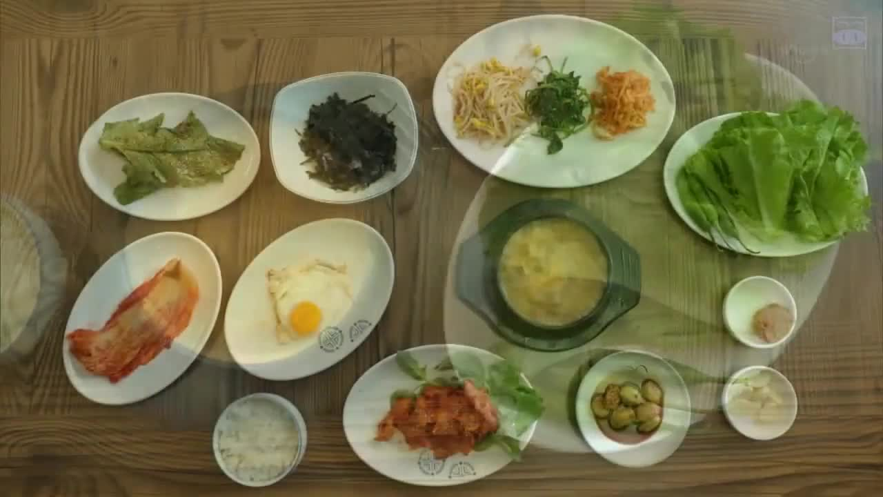 井之头五郎美食家,尝试6000韩元套餐