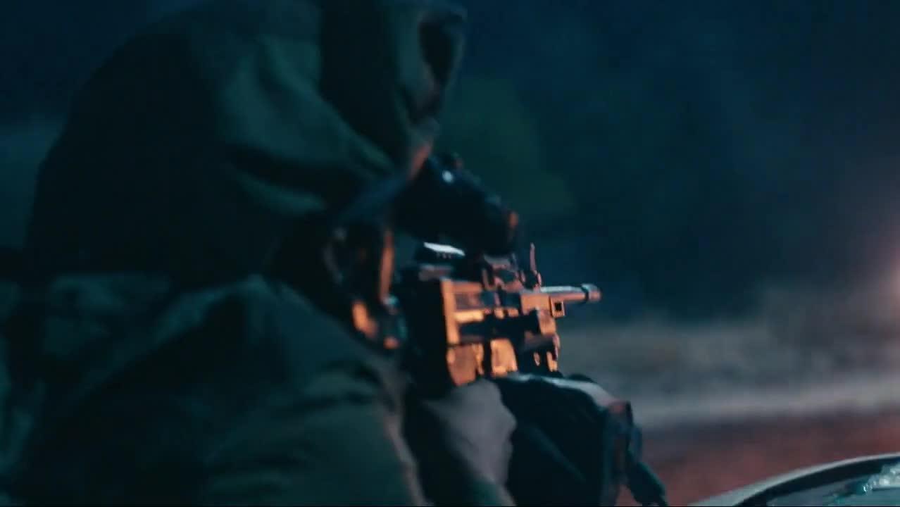 最新战争片,以色列突击队拯救坦克成员,却中了敌人埋伏