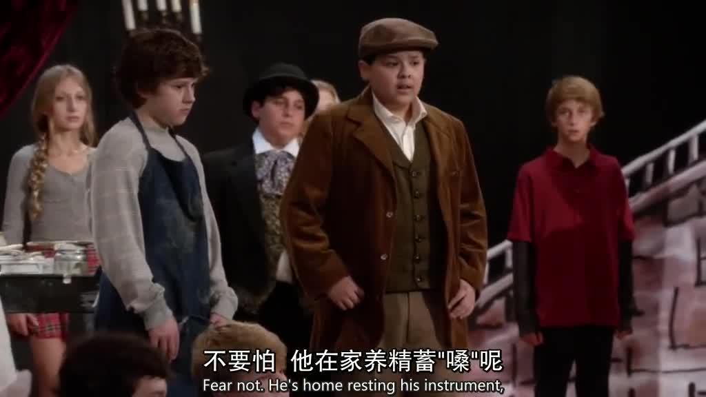 男子做导演为表演准备,男孩想上位,另一边女儿男友来了