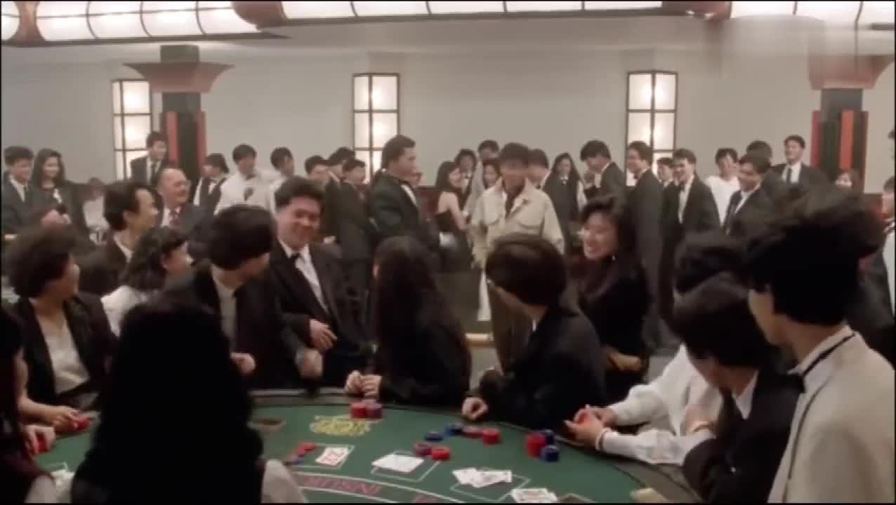 #经典看电影#刘德华用20元赢了几十万,就连电脑都没算赢华仔,把老板快气死