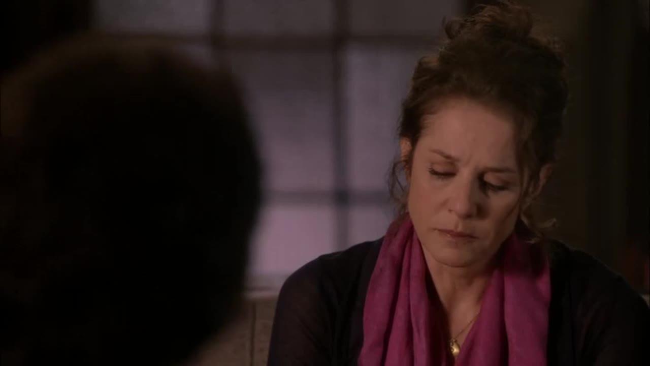 围巾女子说起了那天的过程,似乎很伤心,但是她坦言很愉快