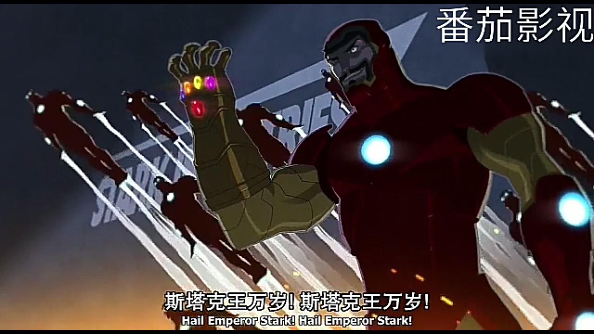 #电影最前线#钢铁侠想私吞无限宝石,成为斯塔克王,被黑寡妇阻止
