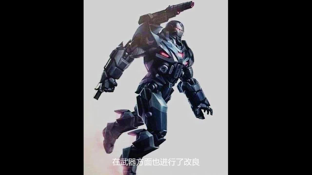 #复仇者联盟4#《复联4》4位英雄的新战衣,雷神战衣社会十足,钢铁侠颠覆想象