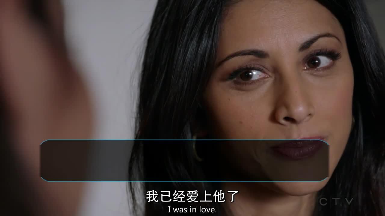 奥利维亚在见法官时,与律师起了争执,因为她要供出另一个间谍
