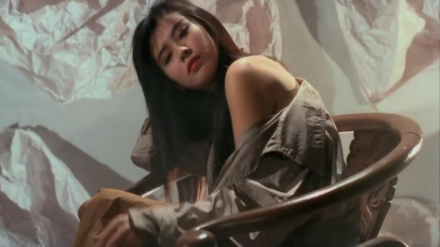 【王祖贤】05-可俏皮,可妩媚,可中二,可高冷