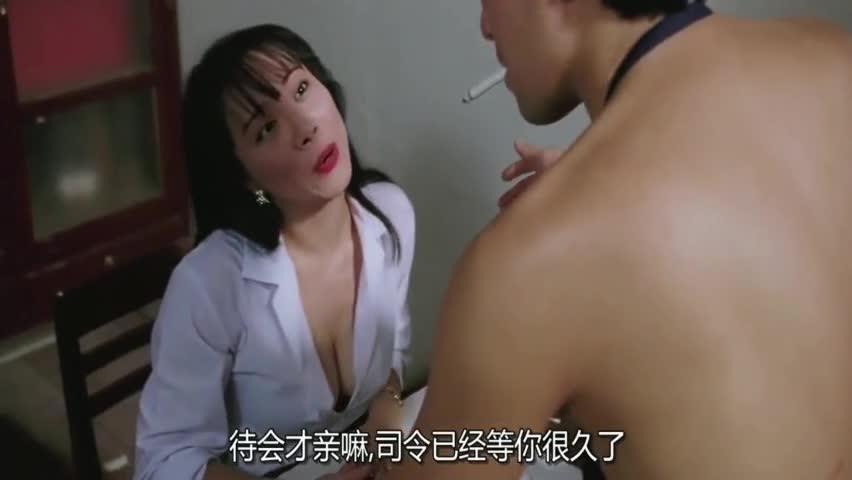 星爷在美女面前耍帅,不料下一秒竟实力打脸,简直太逗了!