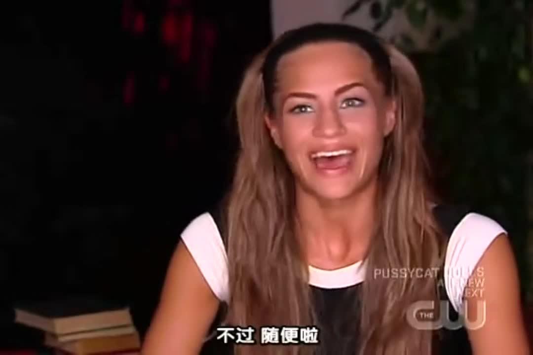 模特看到一个个被淘汰的选手出来时,脸色瞬间变了!