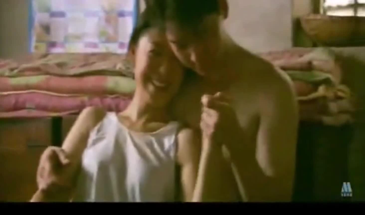 #经典看电影#高能看小夫妻事后
