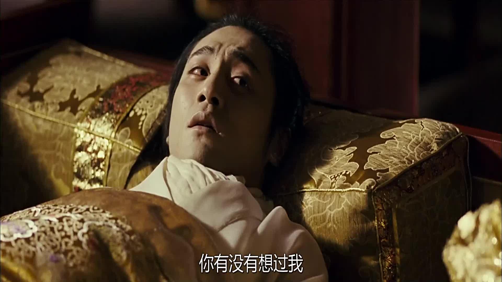 #满城尽带黄金甲#周润发演国王有多霸气?我都怕刘烨一不小心被吓死