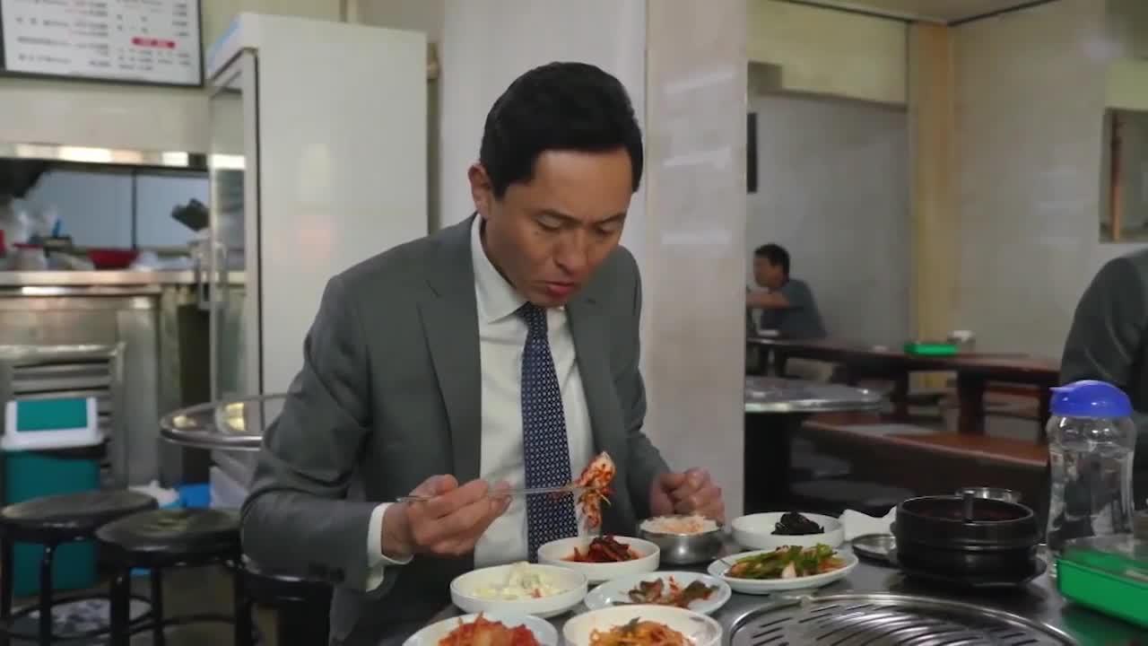 井之头五郎美食家,尝试螃蟹