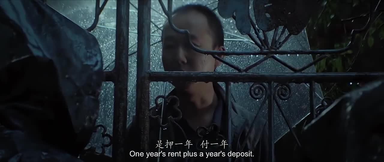 #精彩大片#房东出租要求房租压一年付一年,真是太过分了,郭涛还忍得了!