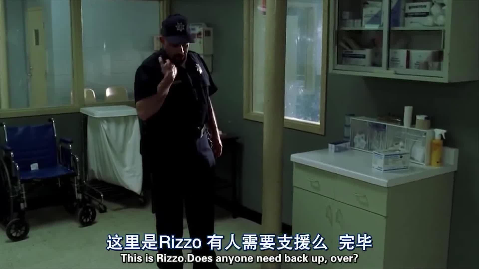 监狱发生暴动,女医生竟然也在暴动区,她面临的是什么?