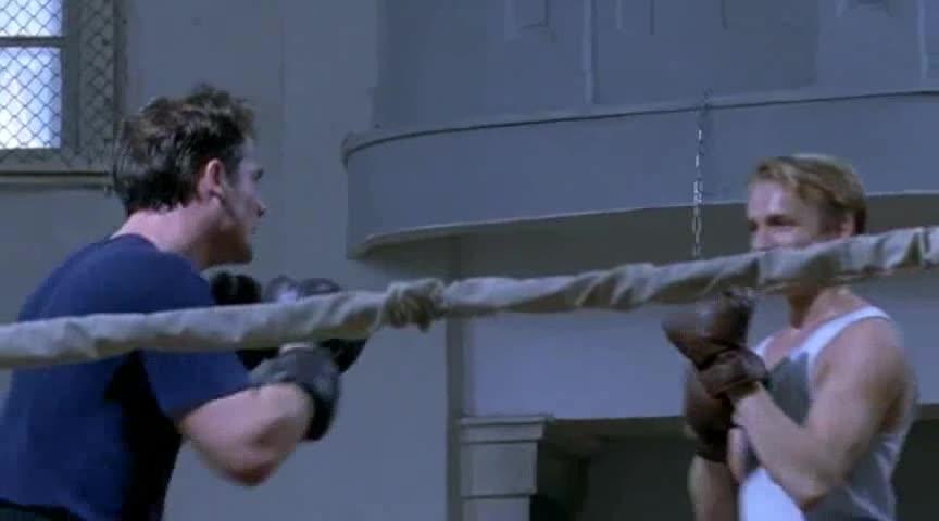 兄弟拳击比赛,哥哥做出这样地举动,真羡慕这兄弟俩