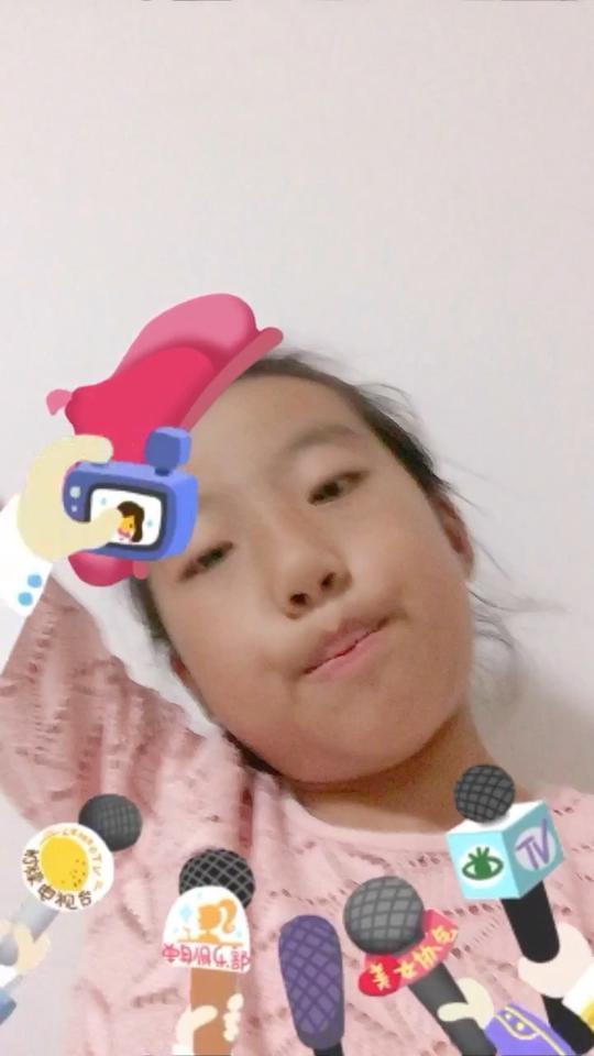 #大童星莫纱#