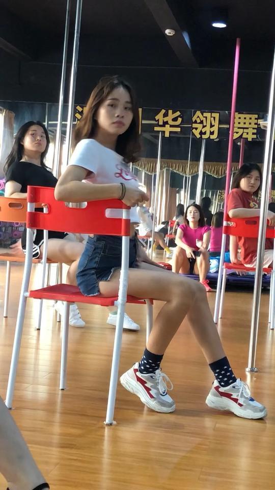 #万紫园华翎舞蹈#蔡依林