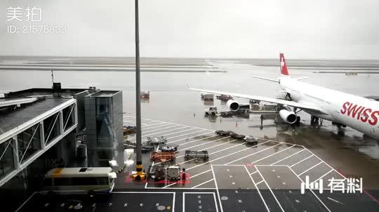 阴雨天浦东机场 阴雨天的上海啊 啥时候能见个晴天