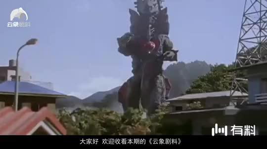 两个身怀炸弹的小怪兽即将毁灭世界,迪迦将炸弹在宇宙打爆!