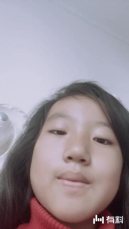 #大童星莫纱#桃花浓妆