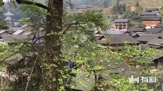 隐藏在贵州大山的古寨:隐居1200人,过着与世隔绝的生活