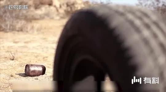 一只轮胎成精,拥有了自我意识统治了世界,脑洞大开的电影