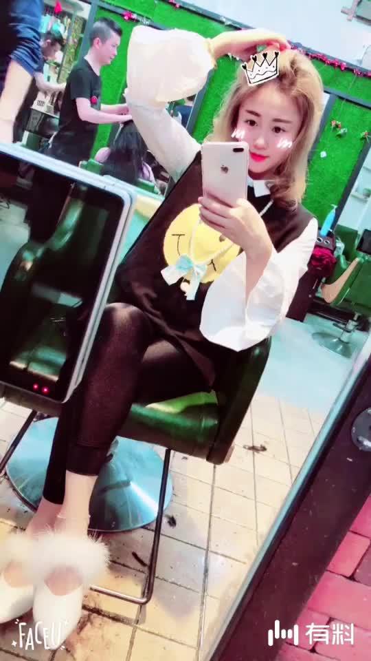 #新人求关注哈哈哈赞我赞我#变成短发还爱我吗?