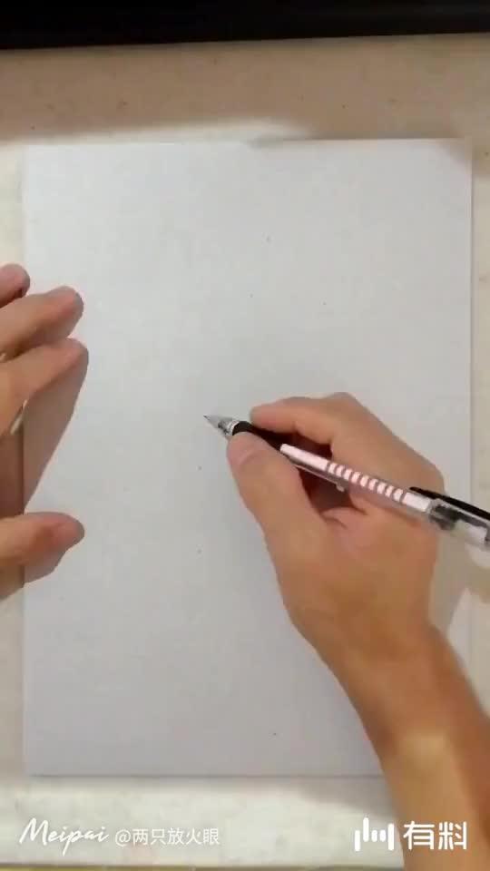 手绘很重要