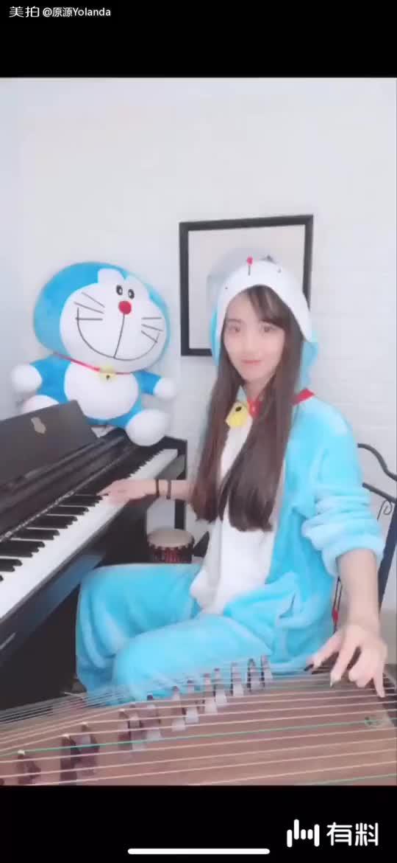古筝钢琴~《菊次郎的夏天》